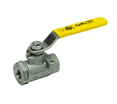 APOLLO, 76-107-01, Stainless Steel Ball Valve
