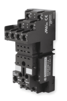 Schneider Electric, 14 Pin Relay Socket, DIN Rail