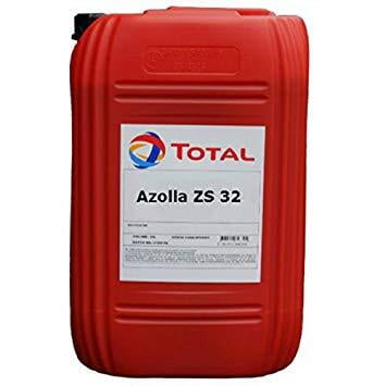 TOTAL, AZOLLA ZS32, HYDRAULIC OIL, 18LTR