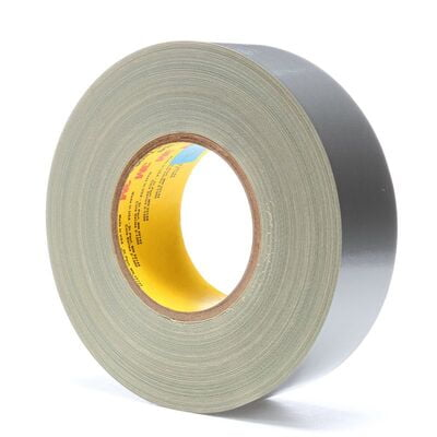3M 393 Scotch General Purpose Cloth Duct Tape (Silver) - 12 Mil - 48 mm x 54.8 m