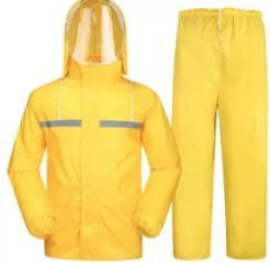 Rain Cloth High Grade , Any Brand, Color Yellow