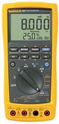 Fluke, 789, Digital processmeter