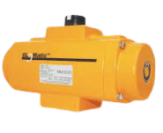 EL-O-MATIC, FD0040.NM00CWALT.NL14SKA.00XX, Pneumatic Actuator 'F-Series', Double Acting