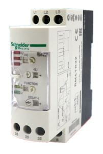 Schneider Electric, RM4TR32, Phase, Voltage Monitoring Relay With 2NO/2NC Contacts, 3 Phase, 380 → 440 V